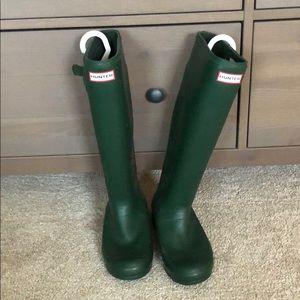 Hunter Tour Packable Rain Boot
